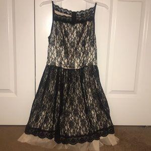 B. Darlin Short Lace Dress